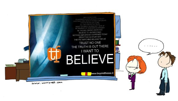 BELIEVE - Beyondthesea.it