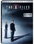 The X-Files I Want to Believe - UK Version