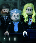 The X-Gunmen - Lego