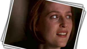 [Scully] Sei riapparso in un momento così particolare…