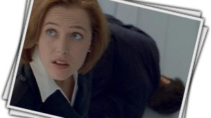 [Scully] Sento un ronzio. Tipo elettricità. Alta tensione forse.