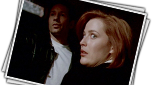[Mulder] Dimmi che non hai paura.