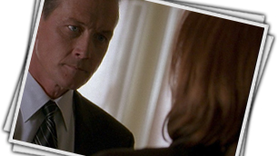 [Doggett] Sto cercando Mulder, a casa sua non c'è.
