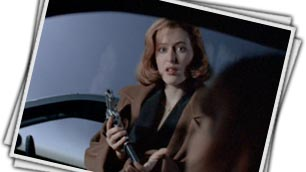 [Scully] Questo non � un posto per entomologi.