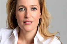 Gillian Anderson al Roma Fiction Fest