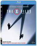 The X-Files I Want To Believe Blu-Ray Edition