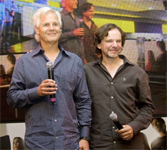 Chris Carter e Frank Spotnitz - Q&A