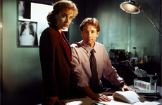 Mulder e Scully - 1993