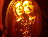 X-Files ad Halloween su Cielo