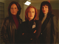 Monica Reyes, Dana Scully e Shannon McMahon