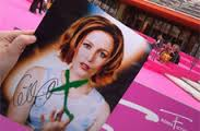 Roma Fiction Fest - Gillian Anderson