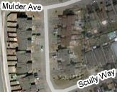 Scully Way e Mulder Avenue