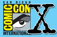 X-Files al Comic Con di San Diego
