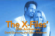 Lo speciale di TV Guide su X-Files al Comic Con di San Diego