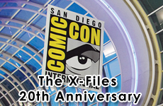San Diego Comic Con - The X-Files 20th Anniversary