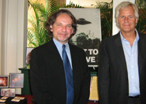 Chris Carter e Frank Spotnitz