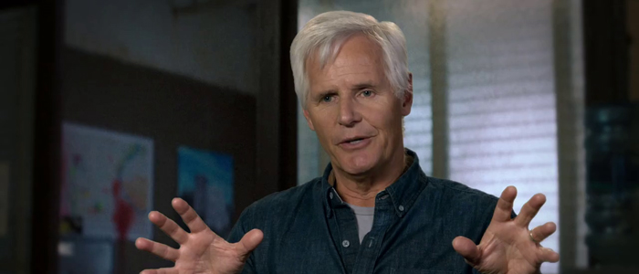 Chris Carter nel video diffuso dalla FOX