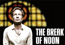 David Duchovny in 'The Break of Noon'