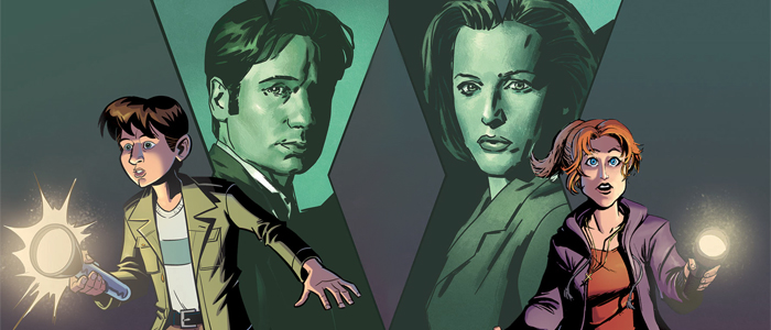 The X-Files: Origins - La nuova miniserie a fumetti di X-Files