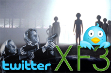 Twitter per X-Files 3