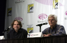 Frank Spotnitz e Chris Carter