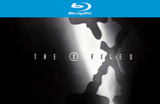 X-Files in blu-ray