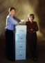 Mulder e Scully #5, da Stagione Uno - Photoshoot