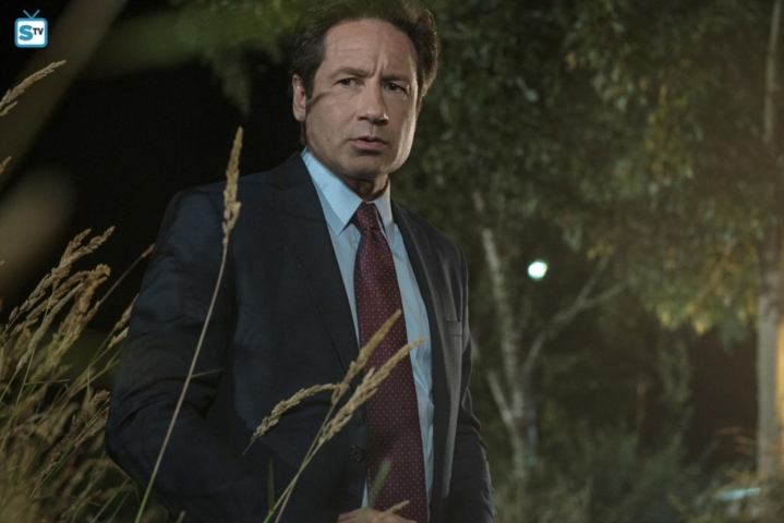 Mulder and Scully Meet the Were-Monster #8