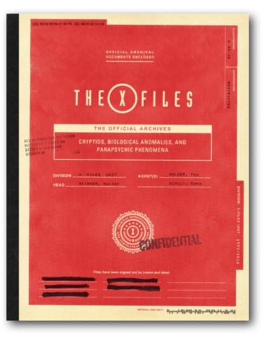 The X-Files: The Official Archives #1