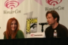 WC 2008 - Gillian e David #9