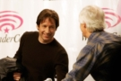 WC 2008 - David Duchovny e Chris Carter #1, da Wondercon 2008