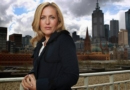 Gillian Anderson a Melbourne