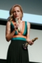 Gillian Anderson al RFF2012 #35, da Roma Fiction Fest 2012