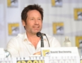 David Duchovny al SDCC #1, da The X-Files 20th Anniversary Panel - SDCC 2013