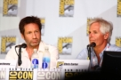 David Duchovny e Chris Carter al SDCC #3, da The X-Files 20th Anniversary Panel - SDCC 2013