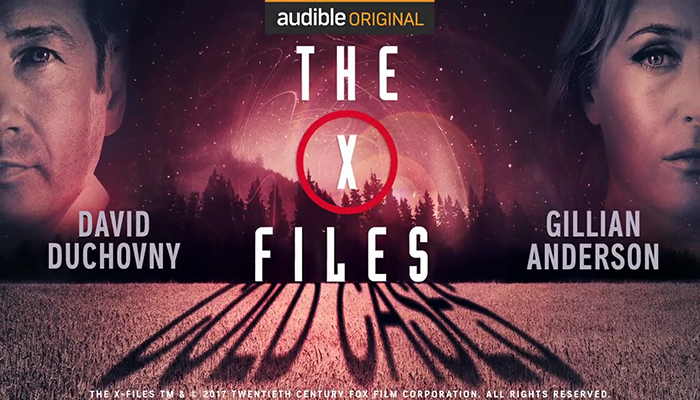X-Files Cold Cases - Arriva l'audiolibro in italiano
