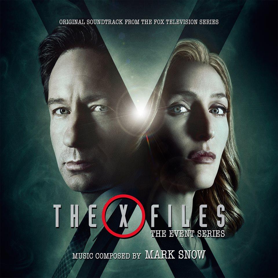 The X-Files Stagione Evento - Colonna Sonora