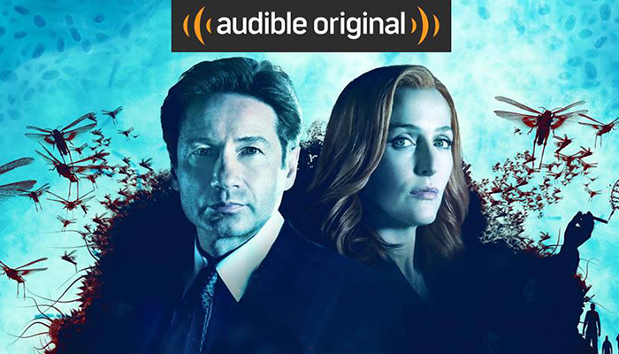 The X-Files: Stolen Lives - Audiolibro