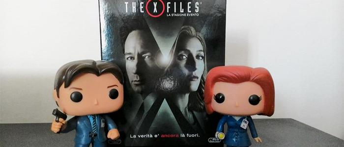 Il cofanetto blu-ray della decima stagione di X-Files