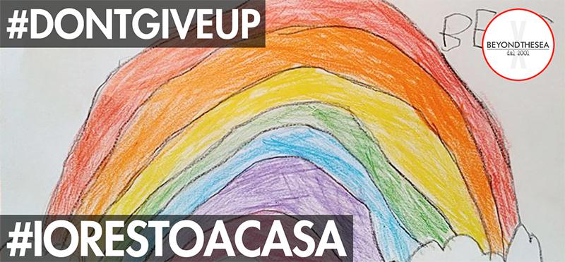 #iorestoacasa - Giorno 4 - Andrà tutto bene