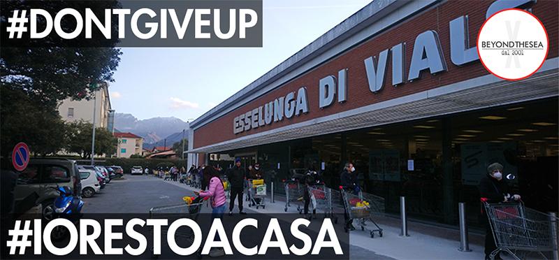 #iorestoacasa - Giorno 3 - La spesa