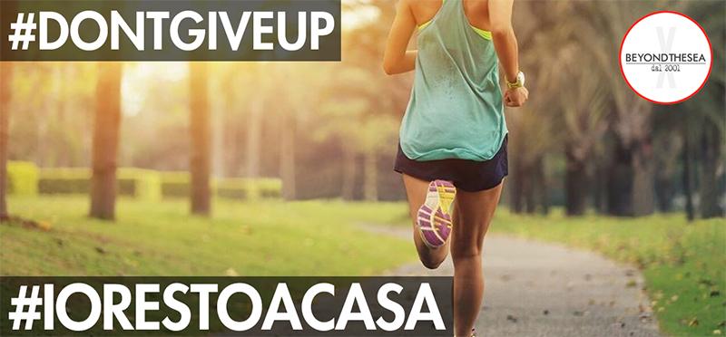 #iorestoacasa - Giorno 10 - Lo sport in zona arancione