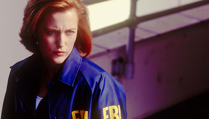 X-Files e l'effetto Scully