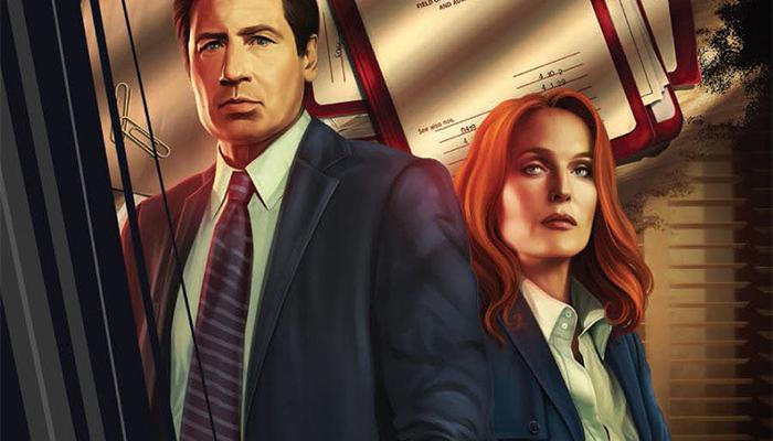 I fumetti per celebrare i 25 anni di X-Files