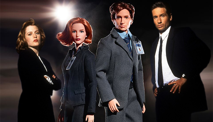 Tornano le Barbie di X-Files!