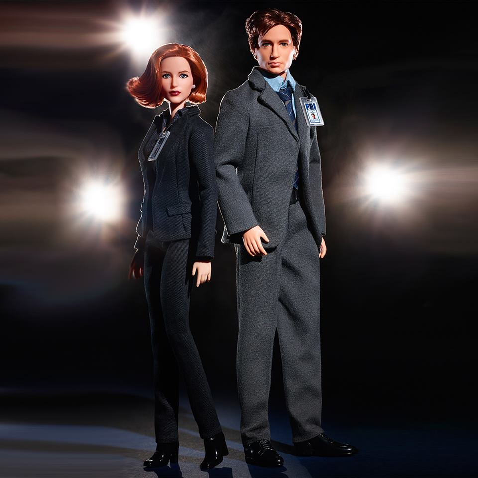 Tornano le Barbie di X-Files