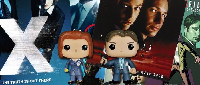 X-Files Consigli per gli acquisti