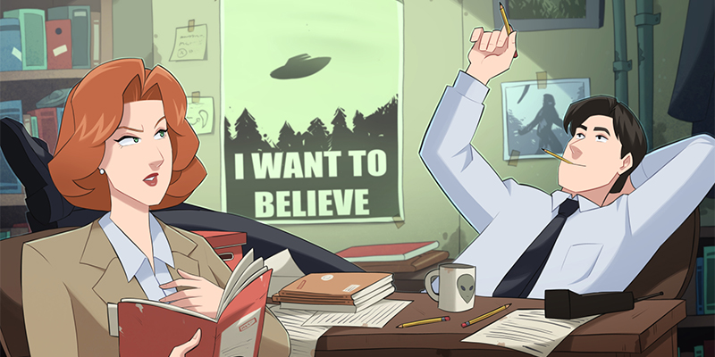 Una serie animata di X-Files in sviluppo alla FOX