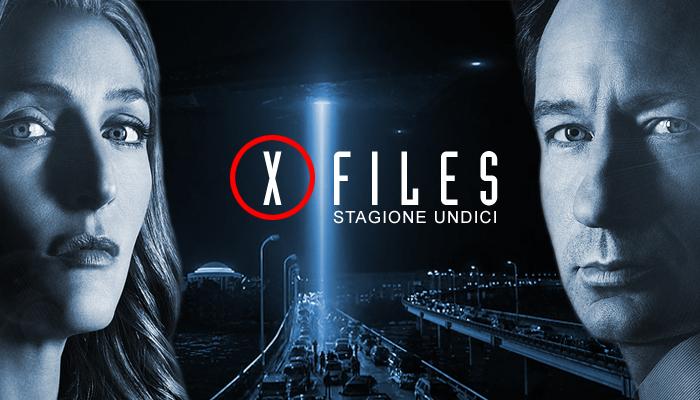 X-Files 11 - Notizie sul cast