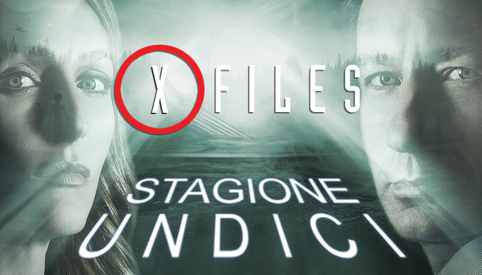 X-Files Stagione 11